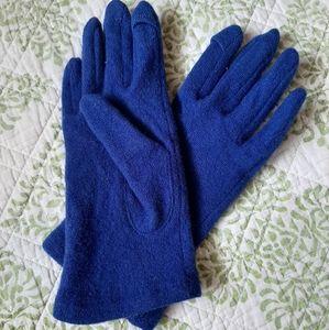 Echo wool gloves